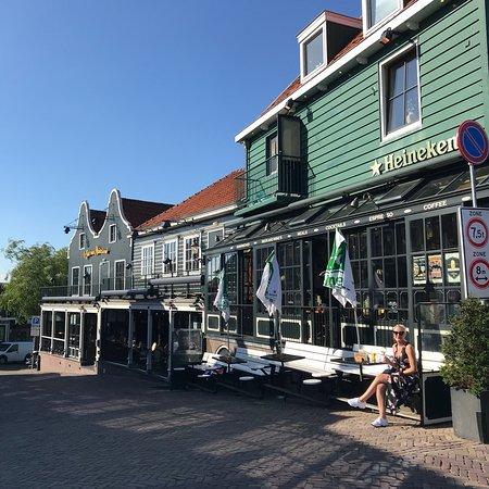 Фотография Zaanse Schans Windmills, Marken and Volendam Half-Day Trip from Amsterdam