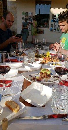 Oinoa wine restaurant: Oinoa