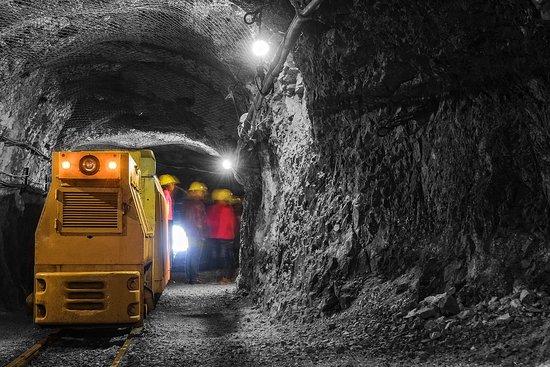 Vagonetto-Fokis Mining Park Tours