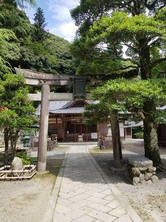 Minoosan Ryuanji Temple