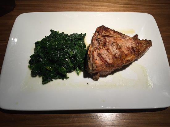 Hotel Hemera: Room service - best steak, highly recommend it!