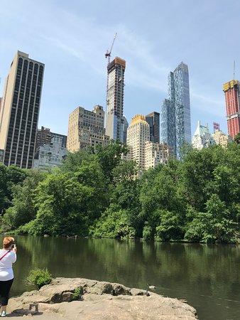 Central Park: mozzafiato