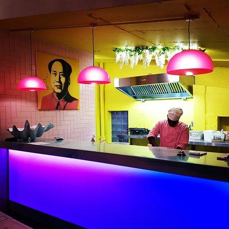 Muizenberg, Sudáfrica: Sobeit (Hong Kong Charlie)