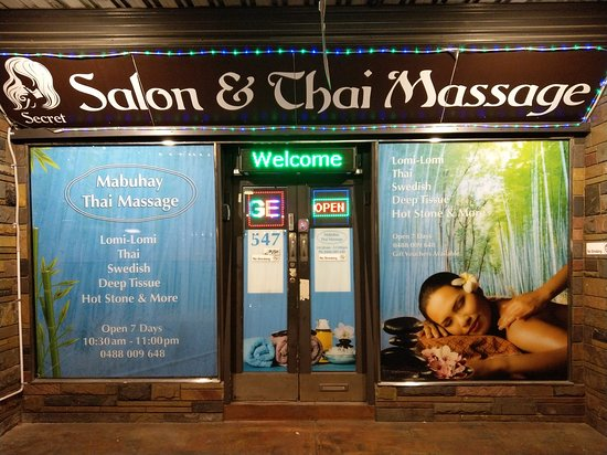 Secret Salon Thai Massage