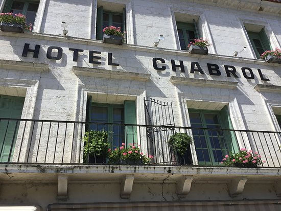Hotel Restaurant Charbonnel Bild