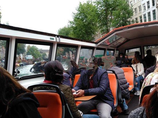 Фотография Amsterdam Canal Cruises