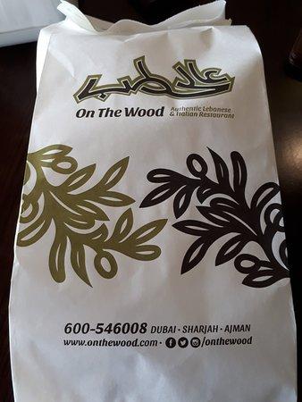 On The Wood: Так выглядит еда на вынос