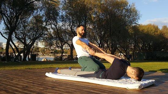 Calmo Massage