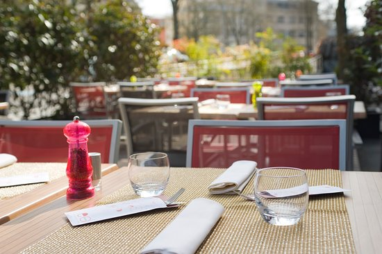 Red Square Restaurant & Bar: Red Square Terrase1