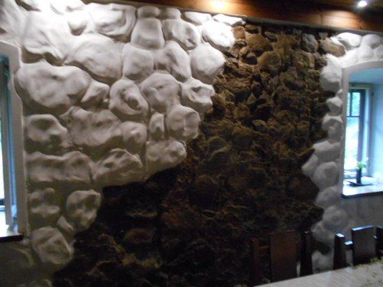 Bruzis Park Hotel: Arkitekturen inne på hotellet !