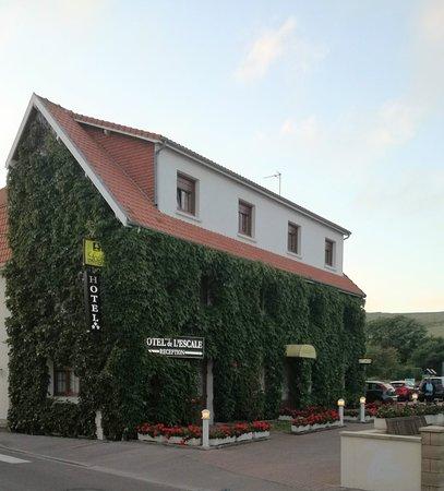 Escalles, Frankrig: Une partie du complexe hôtelier