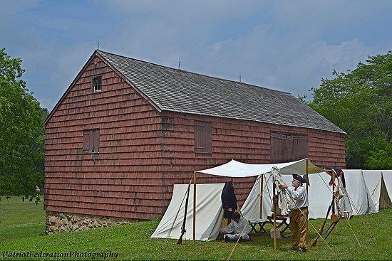 Old Bethpage Village Restoration: living history