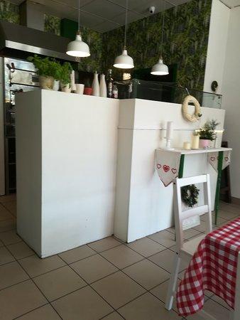 Gruby Benek: Superbe endroit et superbe service