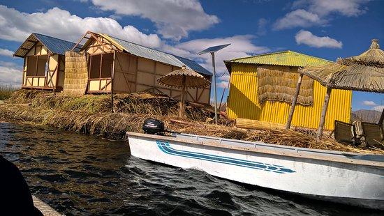 Islas Flotantes Photo
