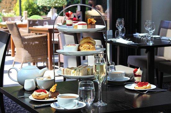 Albourne, UK: Afternoon Tea