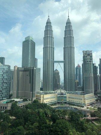 Traders Hotel, Kuala Lumpur: Vista Twin towers