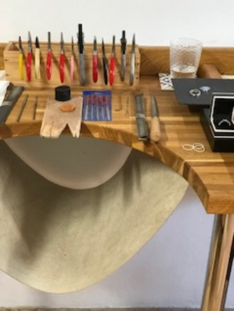 Bedar, Espanha: Workbench