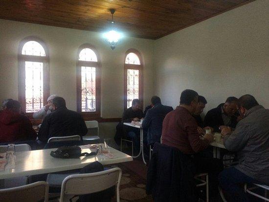 Taskopru, Turcja: Yılmaz Kebapçı Ömer Osman Kardeşler