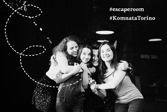 Komnata Quest - Escape Room: Escape room Torino
