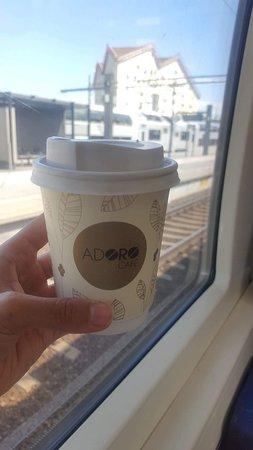 ADORO CAFÈ: ADORO CAFE