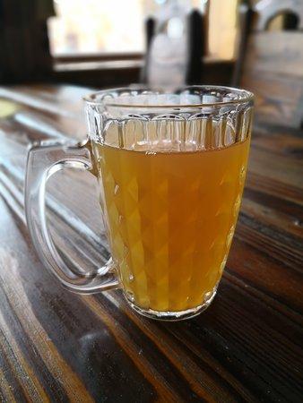 Caraway seed drink - Picture of Karaliska Senoji Kibinine