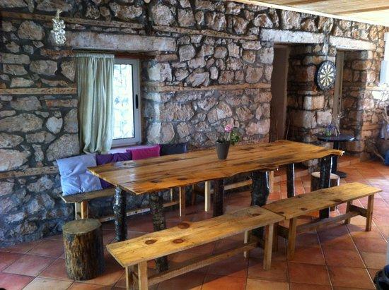 Vie nomade: Table de montagne