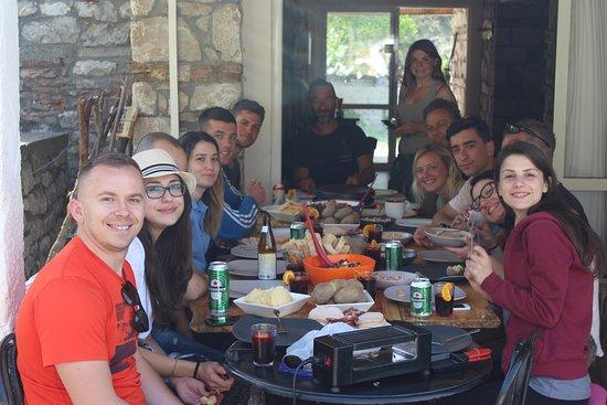 Vie nomade: Raclette