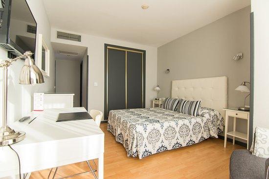 JM Puerto Rosario: Una de las Suite del Hotel JM Puerto del Rosario