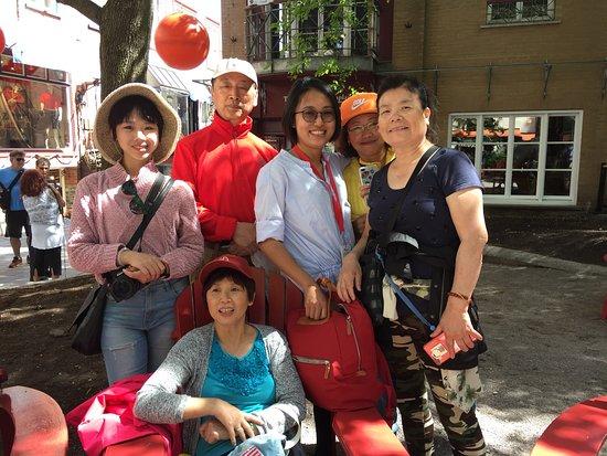 Quebec Mandarin Tours