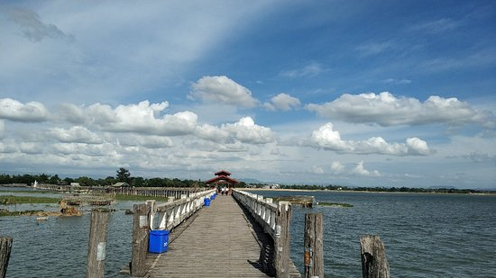 U Bein Bridge: 乌本桥