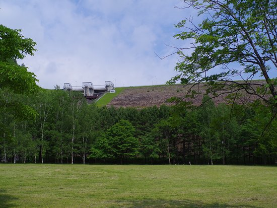 Tokachi Dam