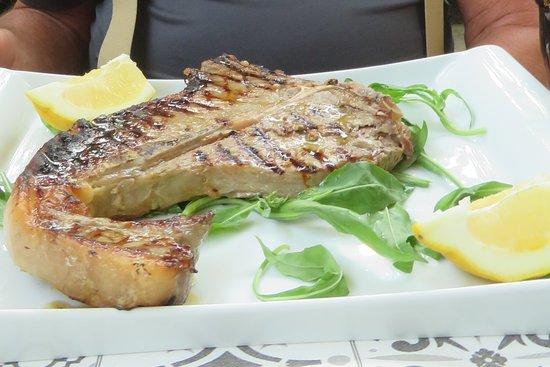 Mimì Ristorante Pizzeria: Look at that steak