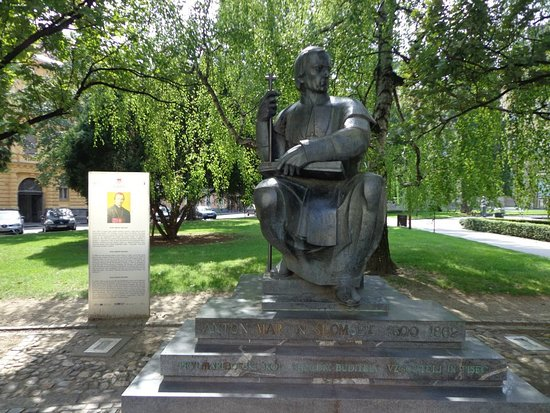 Anton Martin Slomšek Monument