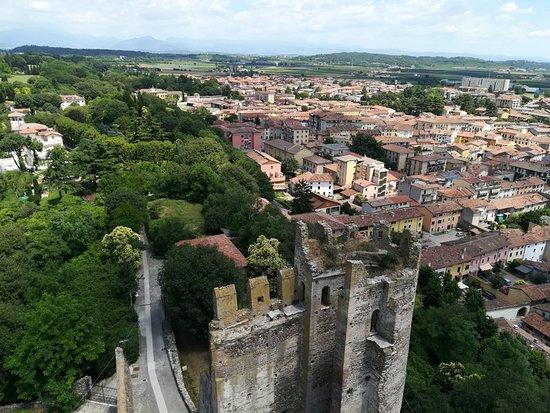 Bilde fra Castello Scaligero