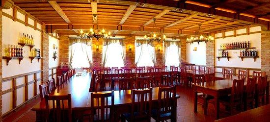 Beregovo, Ukraine: Дегустационный зал Chateau Chizay