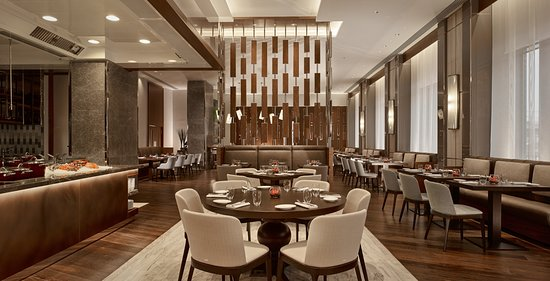 Experience authentic Russian cuisine at Heritage restaurant