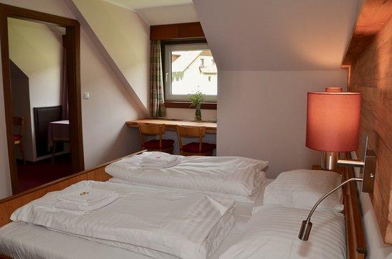 Locus Malontina Hotel: triple room