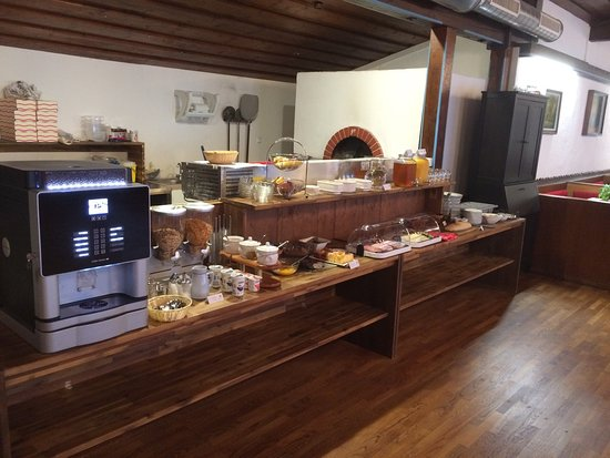 Locus Malontina Hotel: breakfast buffet