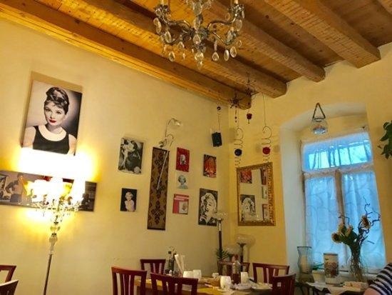 Ristorante Casa Nardon: saletta interna