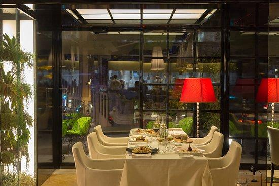 Cadorin Ristorante Lounge Bar Rome Ludovisi Menu