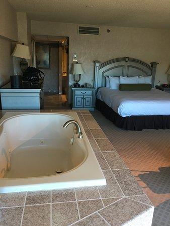 Eldorado Resort Casino: spa room