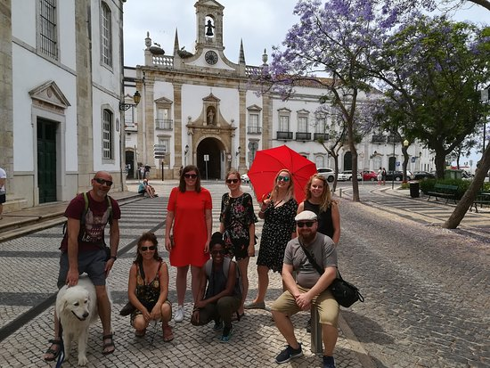 ‪Faro Free Walking Tours‬