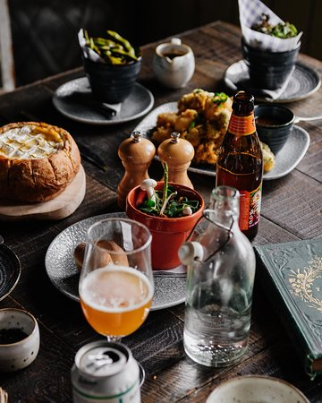 The Botanist: Selection of Nibbles and Starters to Share?