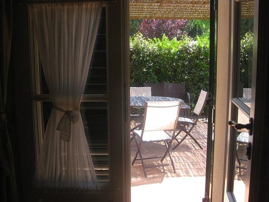 Casa Montecuccoli: Comfortable seating area