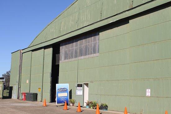 B-24 Liberator Memorial Restoration Australia: #2 Hanger, Werribee Airfield