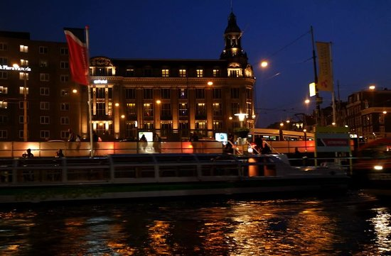 Amsterdam Canal Cruises: Show