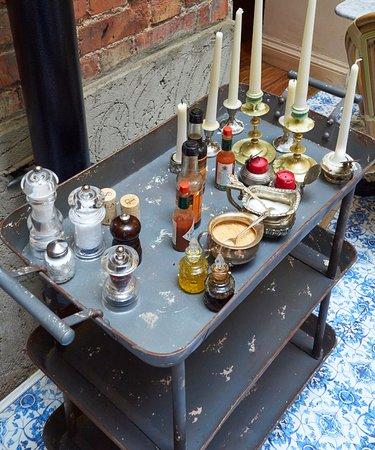 Le Vieux Comptoir: The small details