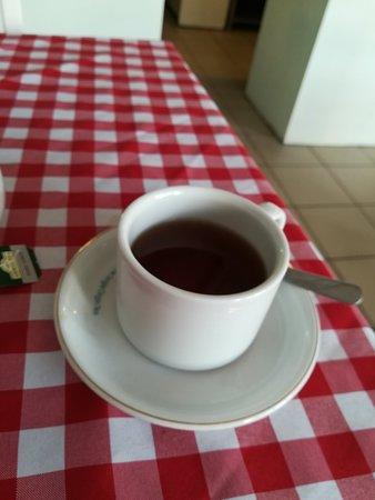 Gruby Benek: Encore un thé