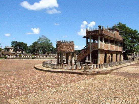 Hotel Fazenda Lago Ideia Molhada: Vista externa do Bar