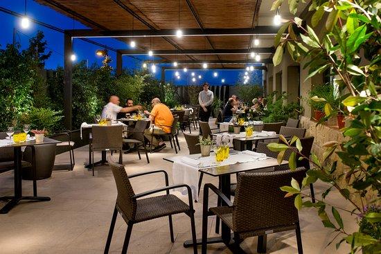 Terraza Restaurante Ronda Picture Of Restaurant Ronda